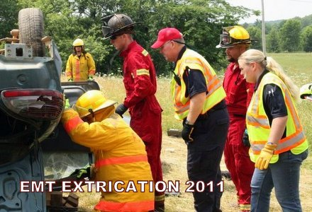 EMT Extrication 2011