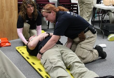 SHCA EMT Training