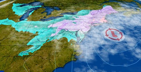 Winter Storm Juno Forecast: Northeast Snowstorm Ramping Up; Blizzard Conditions Expected in 7 States