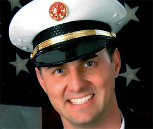 Details released of firefighter's drowning during rescue