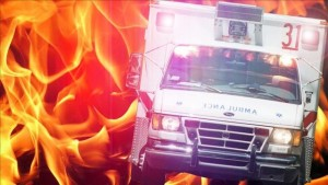 Firefighter seriously injured in trailer fire in Eureka Springs